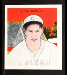 1933 Tattoo Orbit Reprint #41  Ernie Lombardi  Front Thumbnail