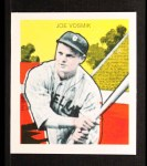 1933 Tattoo Orbit Reprint #56  Joe Vosmik  Front Thumbnail