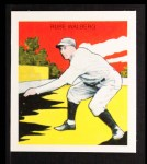 1933 Tattoo Orbit Reprint #57  Rube Walberg  Front Thumbnail