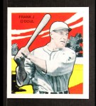 1933 Tattoo Orbit Reprint #48  Lefty O'Doul  Front Thumbnail