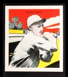 1933 Tattoo Orbit Reprint #27  Chick Hafey  Front Thumbnail