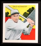 1933 Tattoo Orbit Reprint #1  Dale Alexander  Front Thumbnail