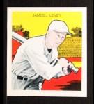 1933 Tattoo Orbit Reprints #40  Jim Levey  Front Thumbnail