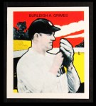 1933 Tattoo Orbit Reprint #21  Burleigh Grimes  Front Thumbnail
