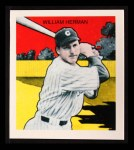 1933 Tattoo Orbit Reprint #33  Billy Herman  Front Thumbnail