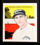 1933 Tattoo Orbit Reprint #54  Riggs Stephenson  Front Thumbnail