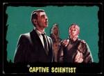 1964 Topps / Bubbles Inc Outer Limits #42   Captive Scientist  Front Thumbnail