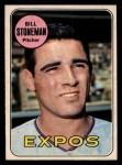 1969 O-Pee-Chee #67  Bill Stoneman  Front Thumbnail