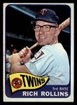 1965 O-Pee-Chee #90  Rich Rollins  Front Thumbnail