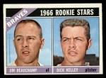 1966 O-Pee-Chee #84   -  Jim Beauchamp / Dick Kelley Braves Rookies Front Thumbnail