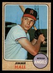 1968 O-Pee-Chee #121  Jimmie Hall  Front Thumbnail