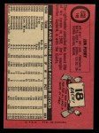 1969 O-Pee-Chee #146  Jim Perry  Back Thumbnail