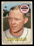 1969 O-Pee-Chee #159  Jerry Adair  Front Thumbnail