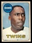 1969 O-Pee-Chee #218  John Roseboro  Front Thumbnail