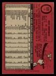 1969 O-Pee-Chee #21  Jose Santiago  Back Thumbnail