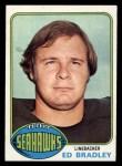 1976 Topps #147  Ed Bradley  Front Thumbnail