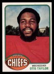 1976 Topps #362  Otis Taylor  Front Thumbnail