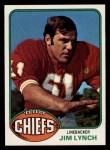 1976 Topps #517  Jim Lynch  Front Thumbnail