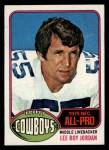 1976 Topps #490  Lee Roy Jordan  Front Thumbnail