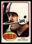 1976 Topps #113  John Leypoldt  Front Thumbnail