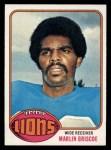 1976 Topps #484  Marlin Briscoe  Front Thumbnail