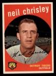 1959 Topps #189  Neil Chrisley  Front Thumbnail