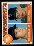 1969 O-Pee-Chee #173   -  Bob Christian / Gerry Nyman White Sox Rookies   Front Thumbnail