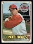 1969 O-Pee-Chee #176  Joe Azcue  Front Thumbnail