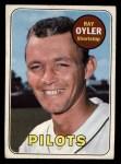 1969 O-Pee-Chee #178  Ray Oyler  Front Thumbnail