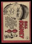 1969 O-Pee-Chee #182  Bill Rigney  Back Thumbnail