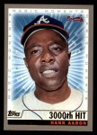 2000 Topps #237 C  -  Hank Aaron Magic Moments Front Thumbnail