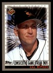 2000 Topps #238 D  -  Cal Ripken Magic Moments Front Thumbnail