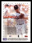 2000 Topps #238 A  -  Cal Ripken Magic Moments Back Thumbnail