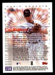 2000 Topps #238 E  -  Cal Ripken Magic Moments Back Thumbnail
