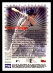 2000 Topps #239 C  -  Wade Boggs Magic Moments Back Thumbnail