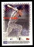 2000 Topps #239 D  -  Wade Boggs Magic Moments Back Thumbnail