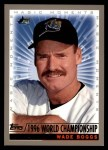 2000 Topps #239 D  -  Wade Boggs Magic Moments Front Thumbnail