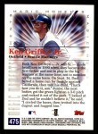 2000 Topps #475 C  -  Ken Griffey Jr. Magic Moments Back Thumbnail