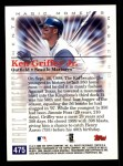 2000 Topps #475 A  -  Ken Griffey Jr. Magic Moments Back Thumbnail