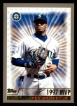 2000 Topps #475 B  -  Ken Griffey Jr. Magic Moments Front Thumbnail