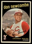 1959 Topps #312  Don Newcombe  Front Thumbnail
