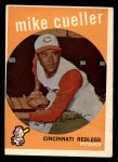 1959 Topps #518  Mike Cuellar  Front Thumbnail
