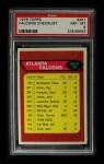 1976 Topps #451   Falcons Team Checklist Front Thumbnail