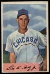 1954 Bowman #173  Dee Fondy  Front Thumbnail