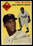 1954 Topps #98  Joe Black  Front Thumbnail