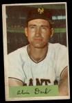 1954 Bowman #41 ALL Al Dark  Front Thumbnail