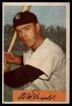 1954 Bowman #97  Gil McDougald  Front Thumbnail