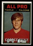 1974 Topps #122   -  George Kunz All-Pro Front Thumbnail