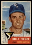 1953 Topps #143  Bill Pierce  Front Thumbnail