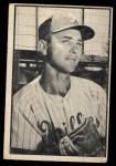1953 Bowman Black and White #35  John Wyrostek  Front Thumbnail